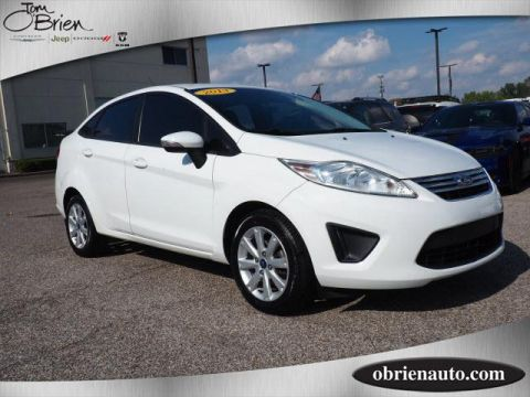 Pre-Owned 2013 Ford Fiesta 4dr Sdn SE