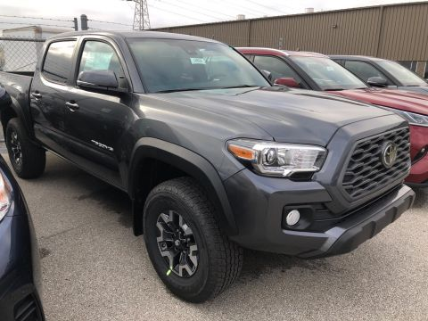 New 2020 Toyota Tacoma TRD Off Road Double Cab 5' Bed V6 A