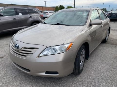 Pre-Owned 2007 Toyota Camry 4dr Sdn I4 Auto LE