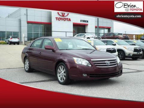 Pre-Owned 2007 Toyota Avalon 4dr Sdn Limited