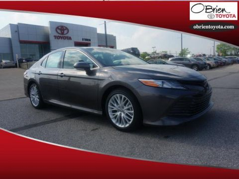 New 2018 Toyota Camry XLE V6 Auto