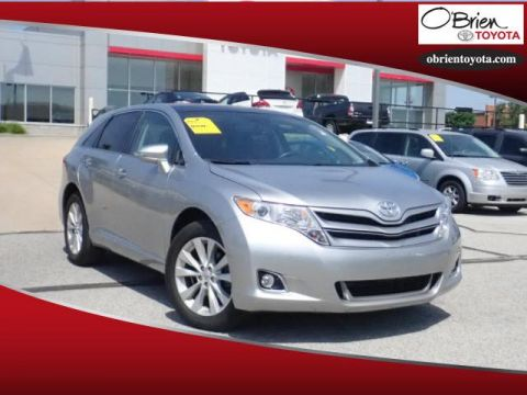 Pre-Owned 2015 Toyota Venza 4dr Wgn I4 FWD XLE