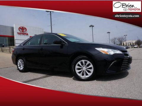 Pre-Owned 2016 Toyota Camry 4dr Sdn I4 Auto LE