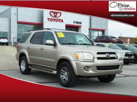 Pre-Owned 2007 Toyota Sequoia 4WD 4dr SR5