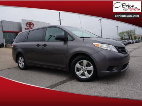 Pre-Owned 2014 Toyota Sienna 5dr 7-Pass Van V6 L FWD