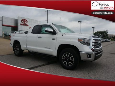 New 2018 Toyota Tundra 4WD Limited Double Cab 6.5' Bed 5.7L FF