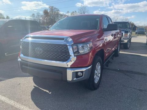 Pre-Owned 2018 Toyota Tundra 4WD SR5 Double Cab 6.5' Bed 5.7L FFV