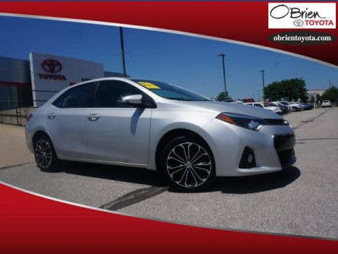 Pre-Owned 2016 Toyota Corolla 4dr Sdn CVT S