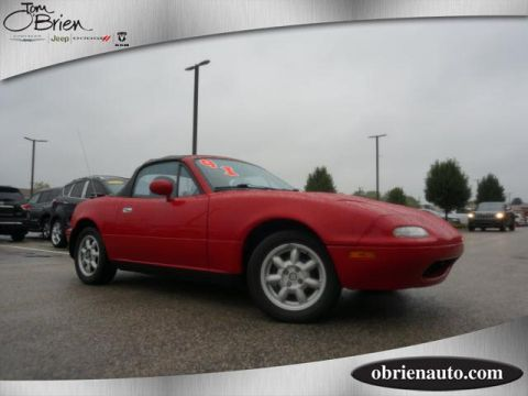 Pre-Owned 1991 Mazda MX-5 Miata 2dr Coupe Convertible