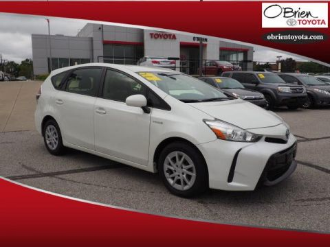 Pre-Owned 2015 Toyota Prius V 5dr Wgn Two
