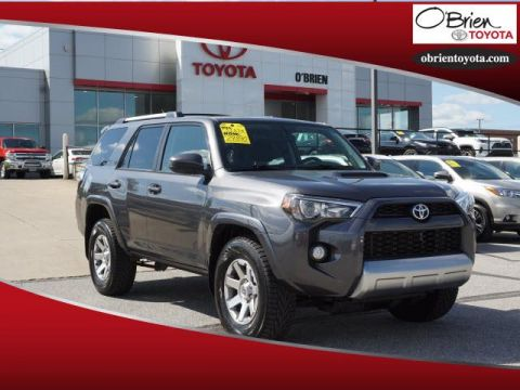 Pre-Owned 2016 Toyota 4Runner 4WD 4dr V6 Trail