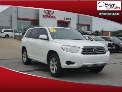 Pre-Owned 2008 Toyota Highlander FWD 4dr Base
