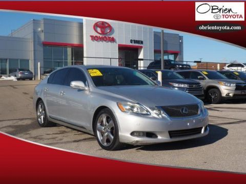 Pre-Owned 2008 Lexus GS 350 4dr Sdn RWD