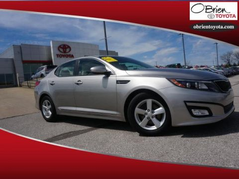 Pre-Owned 2015 Kia Optima 4dr Sdn LX